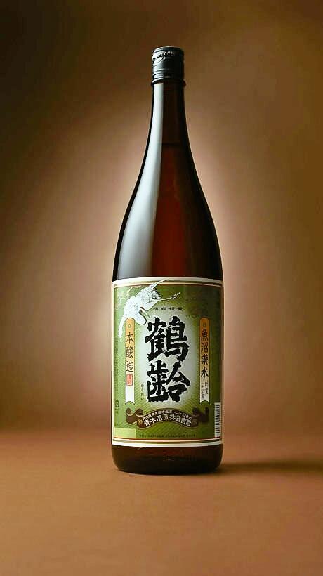 鶴齢 本醸造  出典 kakurei.co.jp