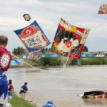The Battle of the Shirone Giant Kite -白根大凧合戦-