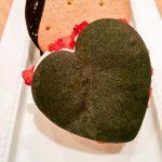 ホテル日航新潟 ハート型のクッキーサンド -新潟県新潟市中央区のホテル-