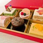 ホテル日航新潟のひな祭りケーキ -新潟県新潟市中央区のホテル-